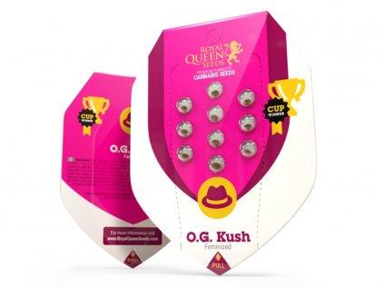 O.G. Kush | Royal Queen Seeds