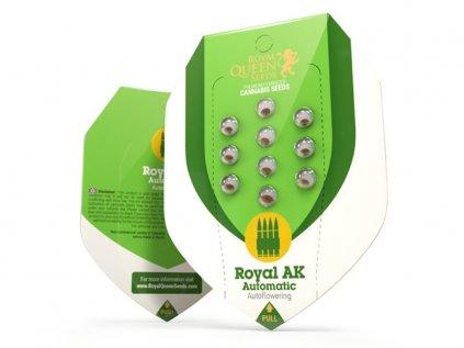 Royal AK AUTO   Royal Queen Seeds