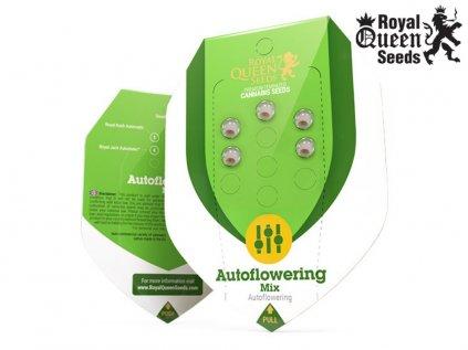 Autoflower Mix | Royal Queen Seeds