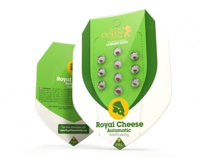 Royal Cheese AUTO | Royal Queen Seeds
