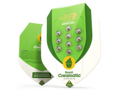 Royal Creamatic | Royal Queen Seeds