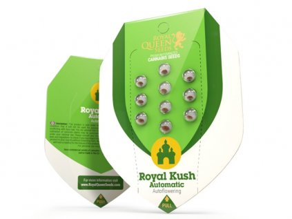 Royal Kush AUTO | Royal Queen Seeds