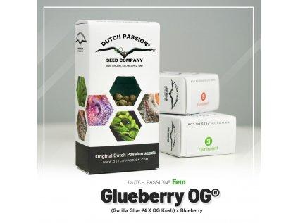 Glueberry O.G. | Dutch Passion