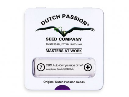 CBD AUTO Compassion Lime | Dutch Passion