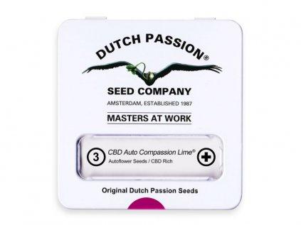 Compassion Lime AUTO CBD   Dutch Passion