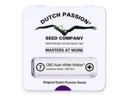 CBD AUTO White Widow | Dutch Passion