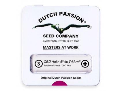 White Widow AUTO CBD   Dutch Passion