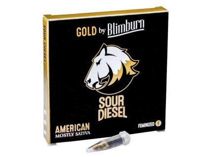 Sour Diesel | Blimburn Seeds ((Ks) Feminized 3)