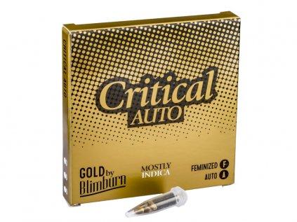 Critical Auto | Blimburn Seeds ((Ks) Feminized 3)