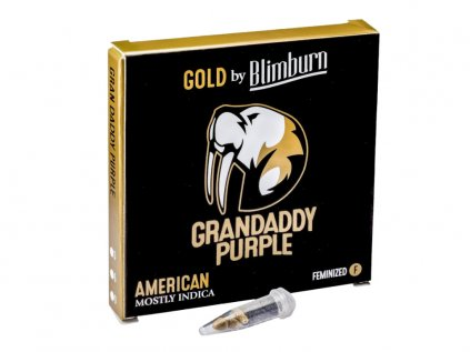 Grandaddy Purple | Blimburn Seeds ((Ks) Feminized 3)
