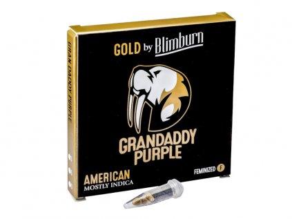 Grandaddy Purple   Blimburn Seeds