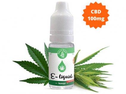 E-liquid s CBD 1%, příchuť Konopí - OG KUSH, 10ml | Zelená Země