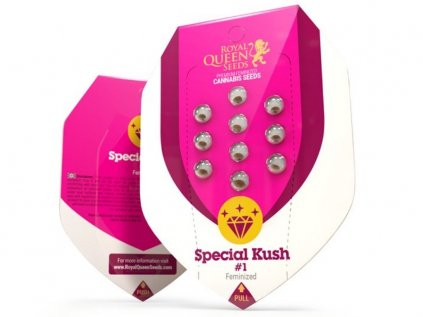 Special Kush # 1   Royal Queen Seeds