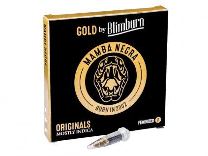 Mamba Negra | Blimburn Seeds ((Ks) Feminized 3)