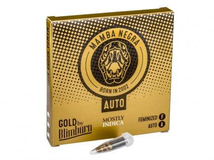 Mamba Negra Auto | Blimburn Seeds ((Ks) Feminized 3)