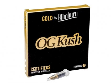 OG´s Kush | Blimburn Seeds ((Ks) Feminized 3)