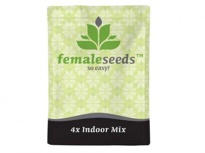 Indoor Mix | Female Seeds