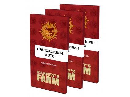 Critical Kush Auto | Barneys Farm