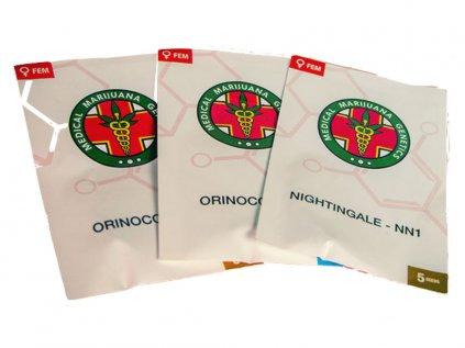 Nightingale (NN-1)   Medical Marijuana Genetics