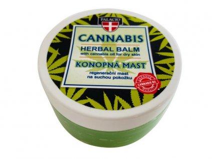Konopná mast regenerační, 125ml | Cannabis