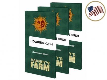 Cookies Kush   Barneys Farm