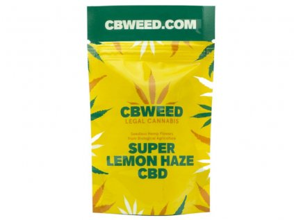 Super Lemon Haze Cbd 2g.   CBWEED