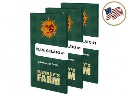 Blue Gelato 41™ | Barneys Farm