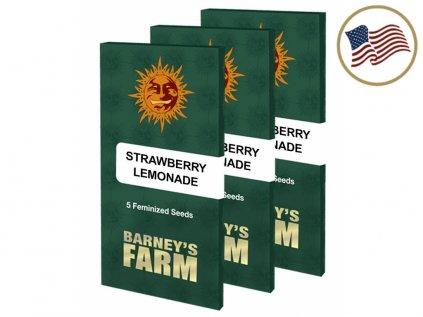 Strawberry Lemonade™   Barneys Farm