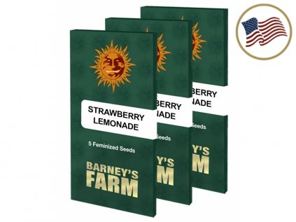 Strawberry Lemonade™ | Barneys Farm