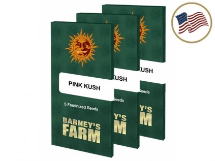 Pink Kush™ | Barneys Farm