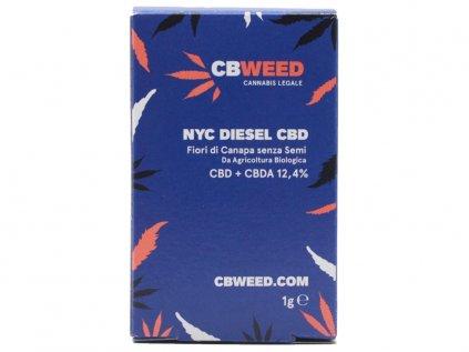 NYC Diesel Cbd 1g. | CBWEED