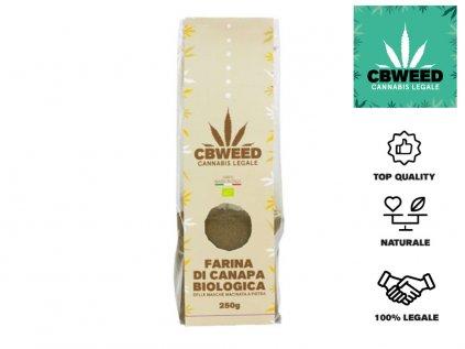 Konopná mouka 250g | CBWEED