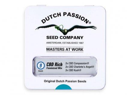 CBD Rich Feminized Mix   Dutch Passion