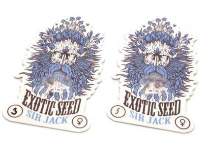 Sir Jack   Exotic Seeds