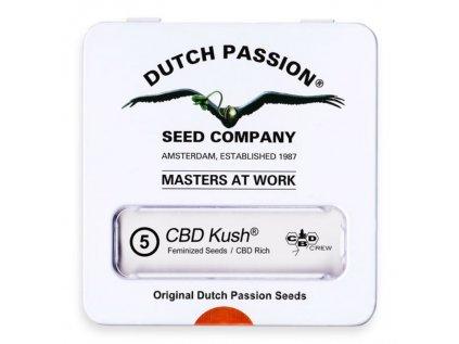 CBD Kush   Dutch Passion