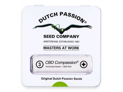Compassion® CBD | Dutch Passion
