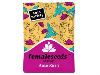 Auto Kush   Female Seeds