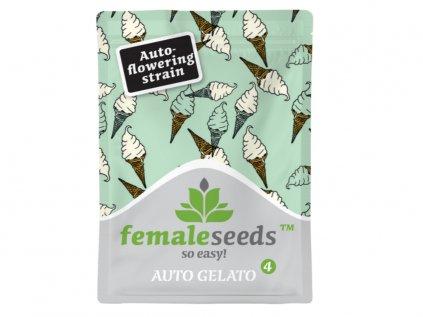 Auto Gelato   Female Seeds
