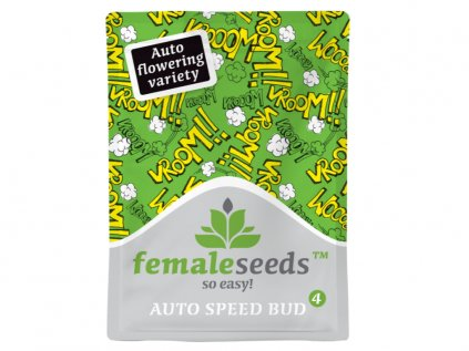 Auto Speed ​​Bud | Female Seeds