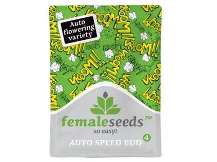 Auto Speed Bud | Female Seeds