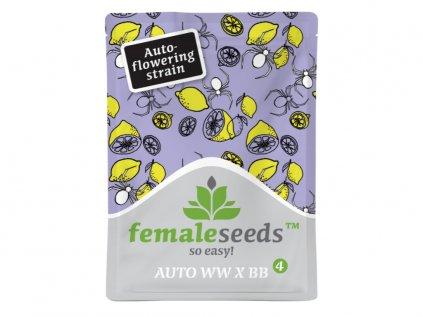 Auto White Widow x Big Bud | Female Seeds