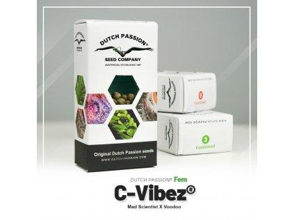 C-Vibez® | Dutch Passion