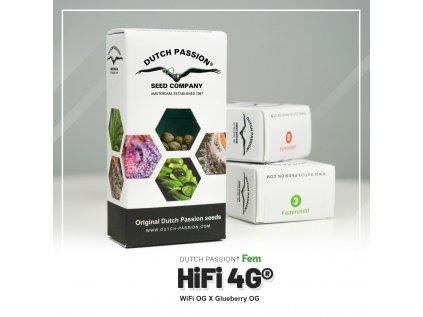HiFi 4G® | Dutch Passion