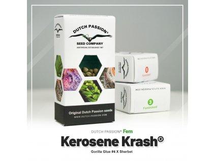 Kerosene Krash® | Dutch Passion