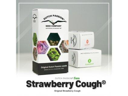 Strawberry Cough® | Dutch Passion
