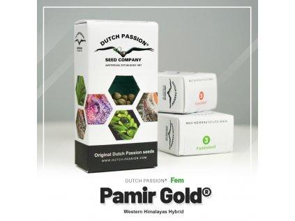 Pamir Gold | Dutch Passion