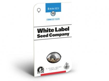 Banana Kush - American Line - White Label   Sensi Seeds