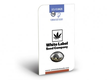 Gelato #420 - American Line - White Label | Sensi Seeds