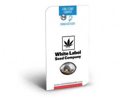 Girl Scout Cookies - American Line - White Label | Sensi Seeds