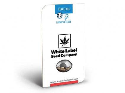 Female Mix - White Label   Sensi Seeds